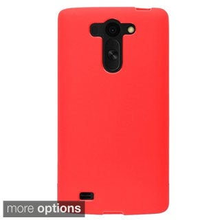 INSTEN TPU Rubber Candy Skin Snap-on Ultra-Slim Phone Case Cover For LG G Pro 2 Lite/ G VISTA