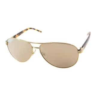 Ralph by Ralph Lauren Men's RA 4004 106/28 Aviator Sunglasses