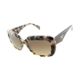 Prada Women's PR 03QS KAD4M1 White Havana Sunglasses