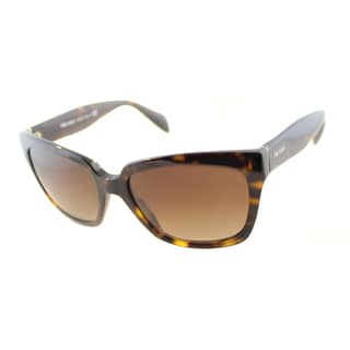 Prada Women's PR 07PS 2AU6S1 Havana Sunglasses