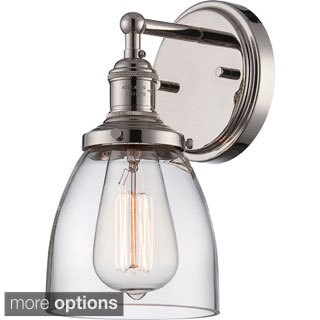 "Nuvo Vintage 1-Light 5"" Wall Sconce"