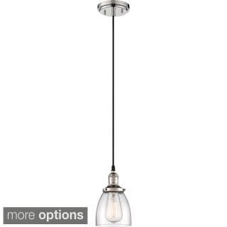 """Nuvo Vintage 1-Light 5"""" Caged Pendant"""