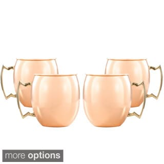 Moscow Mule 16-ounce Copper Mugs (India)