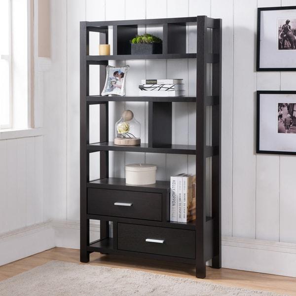 Furniture of America Durren Multi-functional Display Shelf