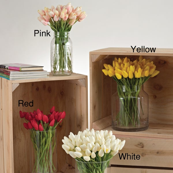 Petite Tulip 9-Piece Bunch - set of 12