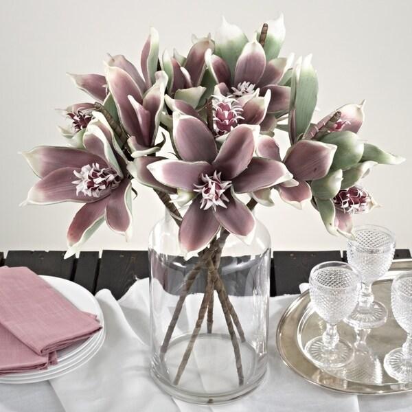 Exotic Magnolia - set of 4