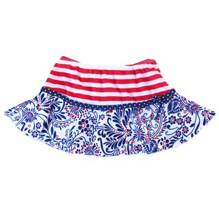 Azul Swimwear Girls' 'Born Free' Skirt