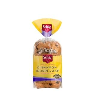 Schar Gluten-free Cinnamon Raisin Loaf (Case of 6)