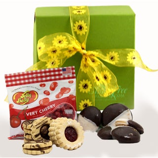 Sunny Smiles Gluten-free Cookie Summer Gift Box