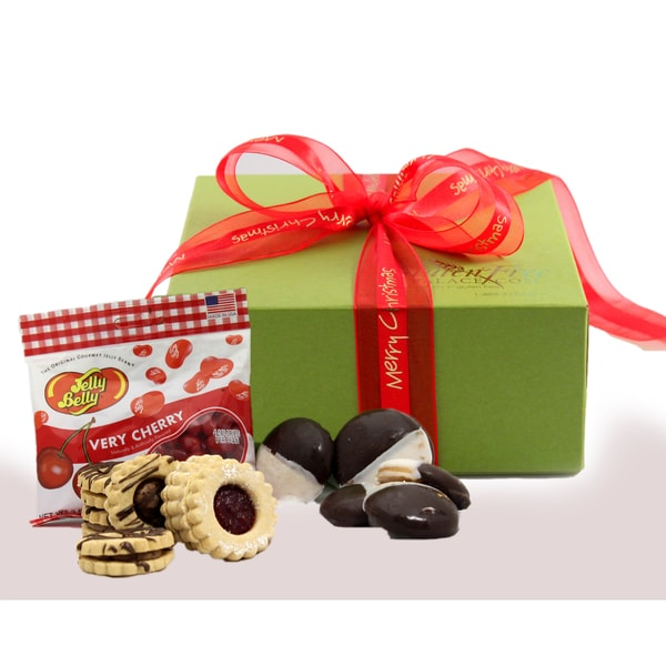 Merry Christmas Gluten-free Medium Gift Box