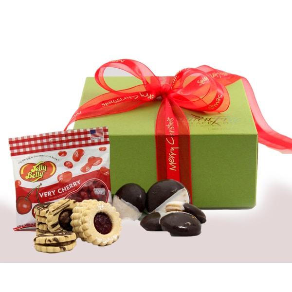 Merry Christmas Gluten-free Medium Gift Box