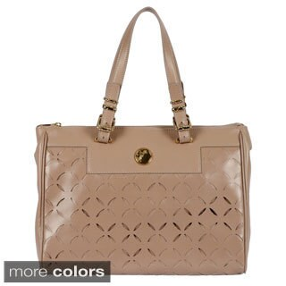 Versace Collection Ladies Laser Cut Tote