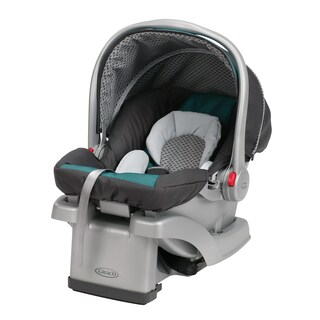 Graco SnugRide Click Connect 30 LX Infant Car Seat in Sapphire
