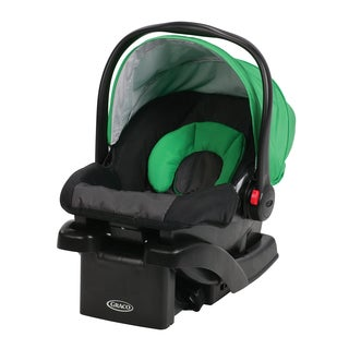 Graco SnugRide Click Connect 30 Infant Car Seat in Fern