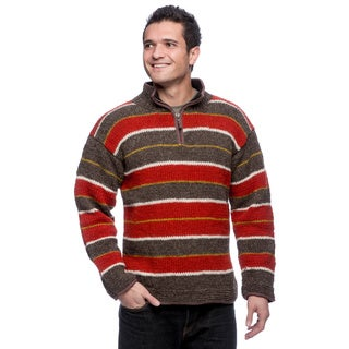 Laundromat Men's Striped Rugby Polo