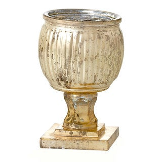 4.1-inch x 2.55-inch Cut Glass Goblet (Pack of 6)