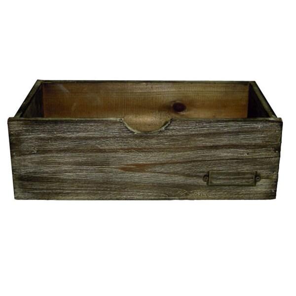 10.25-inch x 5-inch x 3.5-inch Bin Drawer Planter (Pack of 6)