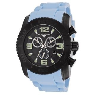 Swiss Legend Men's SL-10067-BB-01-BBLS Commander Black Watch