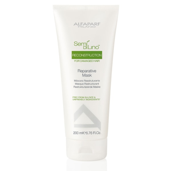 Alfaparf Semi Di Lino Reconstruction 6.7-ounce Repairing Mask
