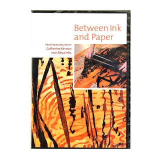 Akua Between Ink and Paper DVD