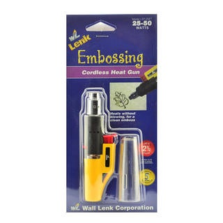 Wall Lenk Corporation Cordless Embossing Tool