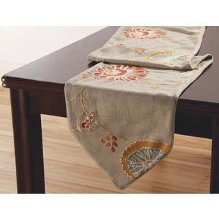 """Bella Floral Table Runner (16"""" x 90"""")"""