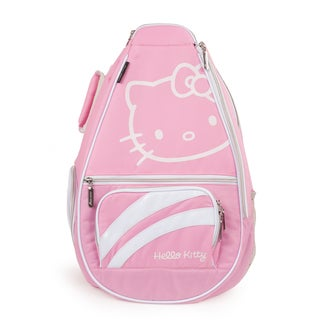 Hello Kitty Premier Collection Pink Tennis Backpack