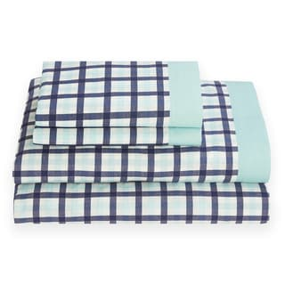 Tommy Hilfiger Gingham Sheet Set