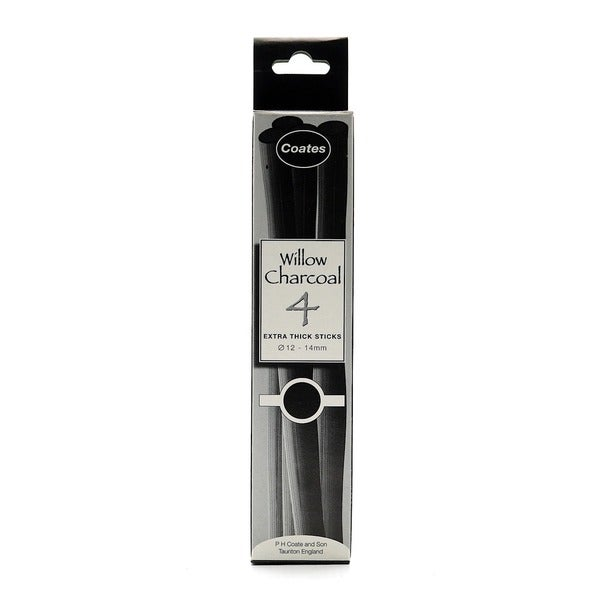 Coates Willow Charcoal (Pack of 2)