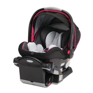 Graco SnugRide Click Connect 40 Infant Car Seat in Azalea