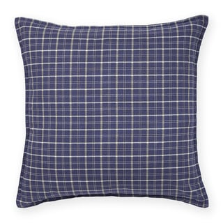 Tommy Hilfiger Vintage Plaid 18-inch Decorative Throw Pillow