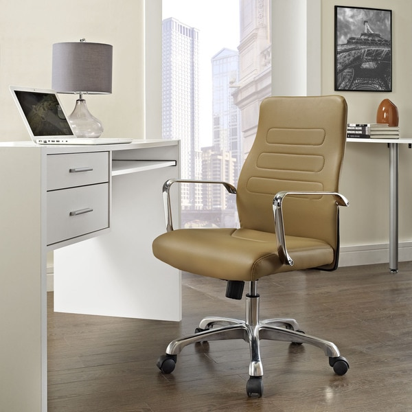 Depict Mid-back Aluminum Office Chair