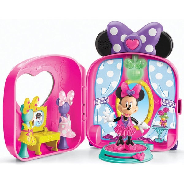 Fisher Price Disney Minnie's Fashion on The Go