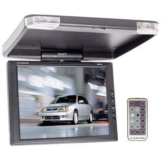 Legacy 13-inch LCD Roof Mounted Swivel Monitor with IR Transmitter (Refurbished)