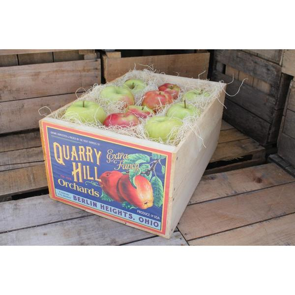 Quarry Hill Orchards Fresh Mixed Apple Variety Crate (Case of 20)