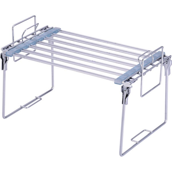 Chrome Plated Metal Stacking Shelf