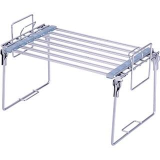 Chrome Plated Metal Stacking Shelf