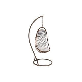 Metal Brown Hanging Chair