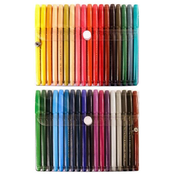 Pentel S360 Color Pen Sets