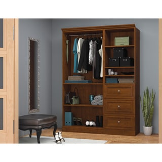 Versatile by Bestar 61-inch 3-drawer Storage Unit