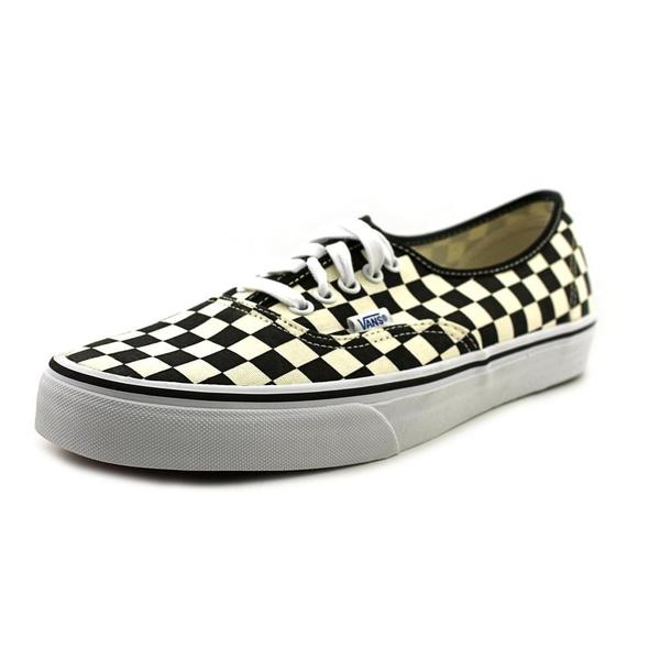Vans Men's 'Authentic' Canvas Athletic Shoe