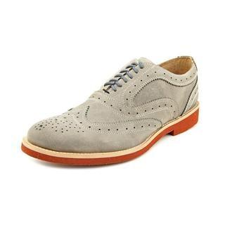 J.D.Fisk Men's 'Charles' Leather Dress Shoes