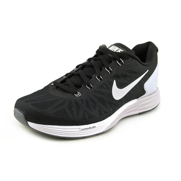 Nike Men's 'Lunarglide 6' Synthetic Athletic Shoe