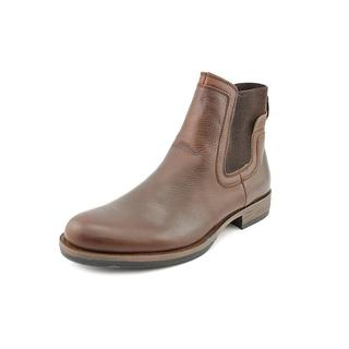 Calvin Klein Jeans Men's 'Ronnie' Leather Boots