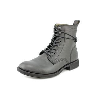 Calvin Klein Jeans Men's 'Hewitt 2' Leather Boots
