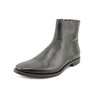 Calvin Klein Men's 'Carmelo' Leather Boots