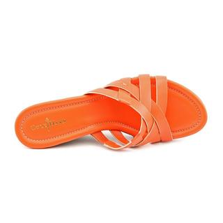 Cole Haan Women's 'Bonnie Slide' Leather Sandals