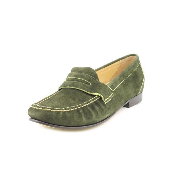 Cole Haan Women's 'Monroe Penny' Regular Suede Dress Shoes