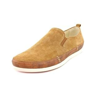 Kenneth Cole Reaction Men's 'Hot Coil' Regular Suede Athletic Shoe