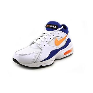 Nike Men's 'Air Max '93' Leather Athletic Shoe